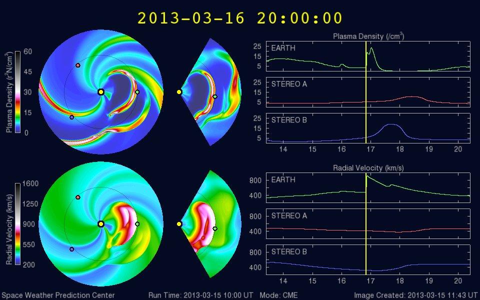 M-Klasse Sonneneruption in Richtung Erde ! 3