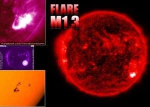 Bild: NextSolarStorm Projekt / NASA SDO EVE