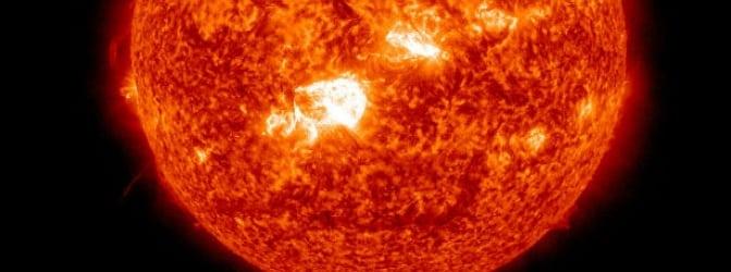 Aktuelle Sonnenaktivität : Mehrere M-Klasse Sonneneruptionen in der Nacht 1