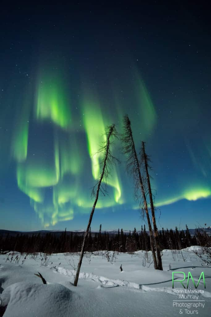 Taken by Marketa S Murray on January 2, 2015 @ Fairbanks, Alaska. Found on https://spaceweathergallery.com/
