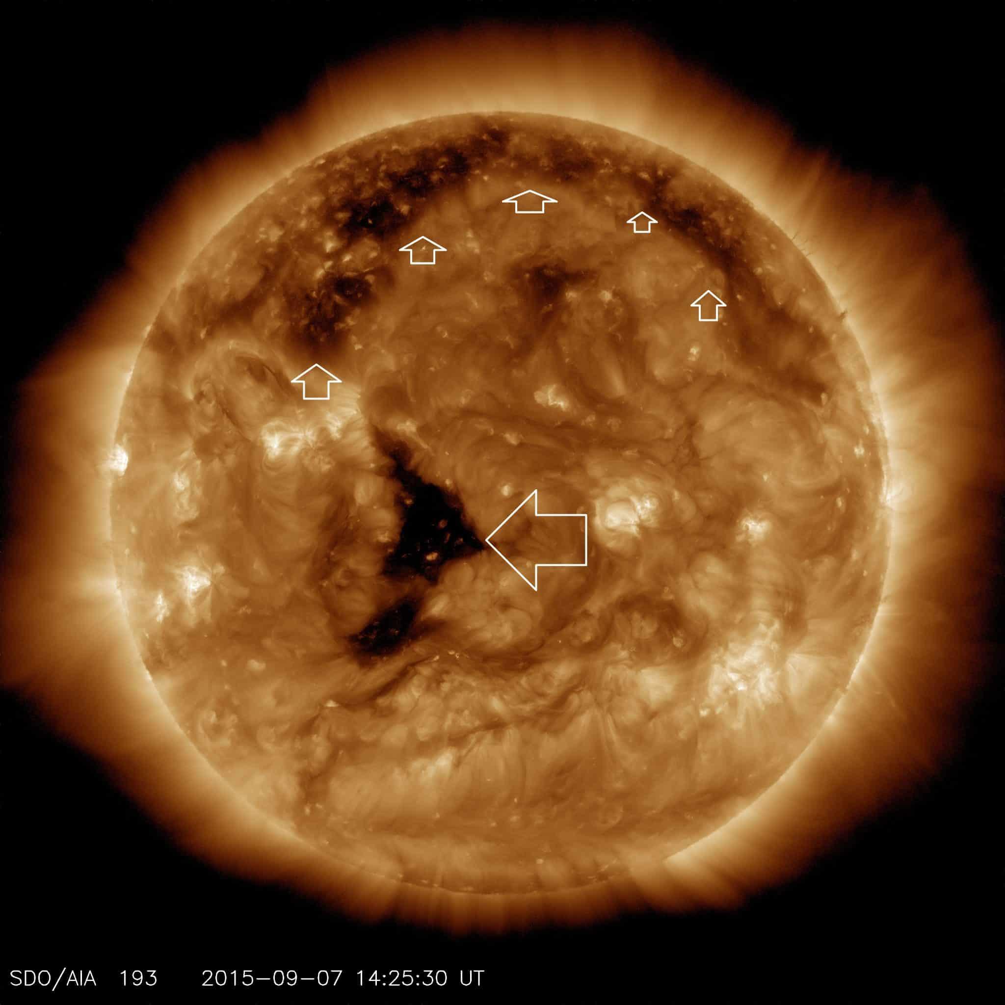 Erhöhte geomagnetische Aktivität erwartet *Update* 1