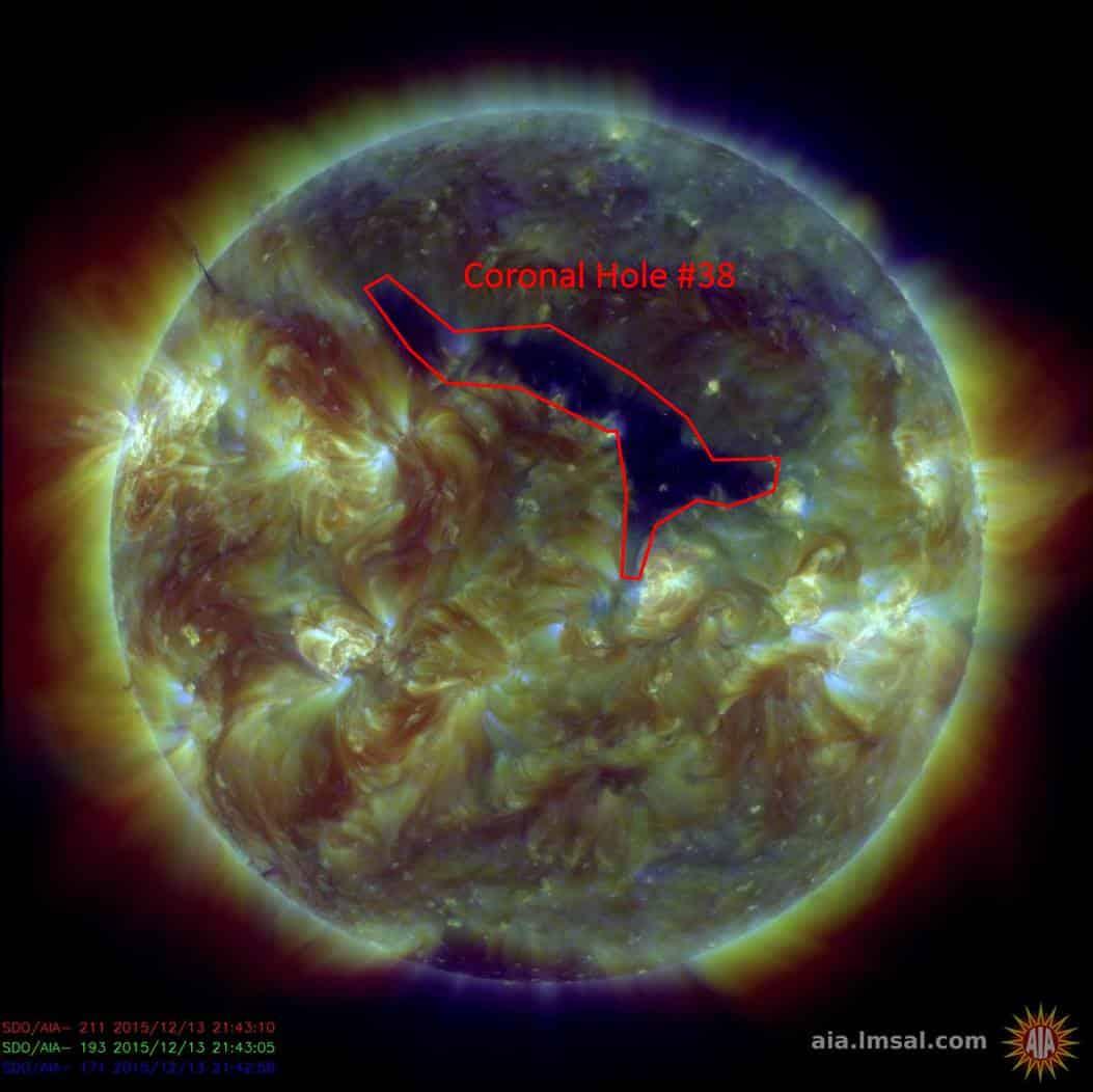 Weltraum-Wettervorhersage: Sonnensturm am 16. Dezember möglich 1