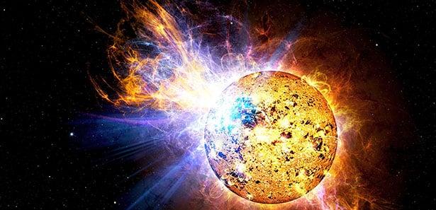 Sonnenstürme als Wegbereiter des Lebens? 1
