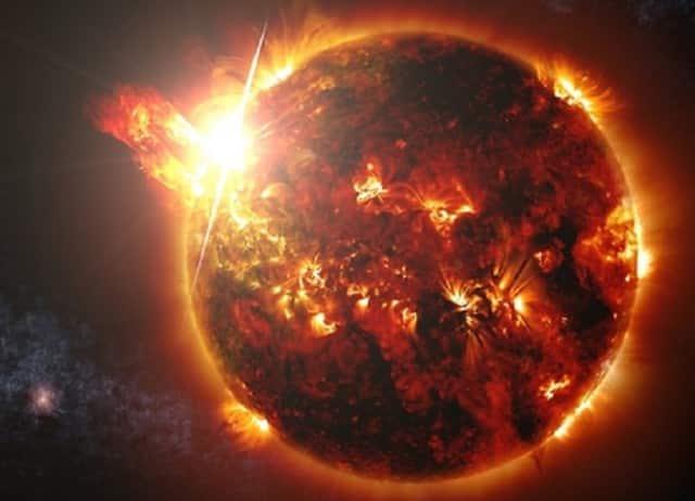 Super Sonneneruption