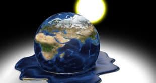 Einfluss der Sonne auf den Klimawandel
