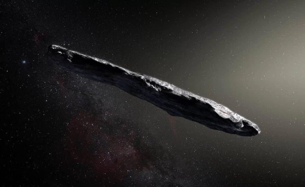 ʻOumuamua - ein interstellarer Weihnachtsbesucher 2