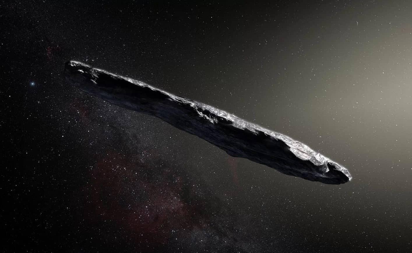 ʻOumuamua - ein interstellarer Weihnachtsbesucher 1