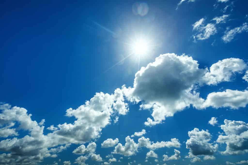 Warum ist der Himmel blau