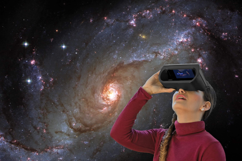 IHR SPAZIERGANG DURCH'S WELTALL! Universe2go verbindet den realen Sternenhimmel mit der digitalen Welt. Richten Sie Ihren Blick zum Himmel und entdecken Sie Sternbilder, Planeten und Galaxien.