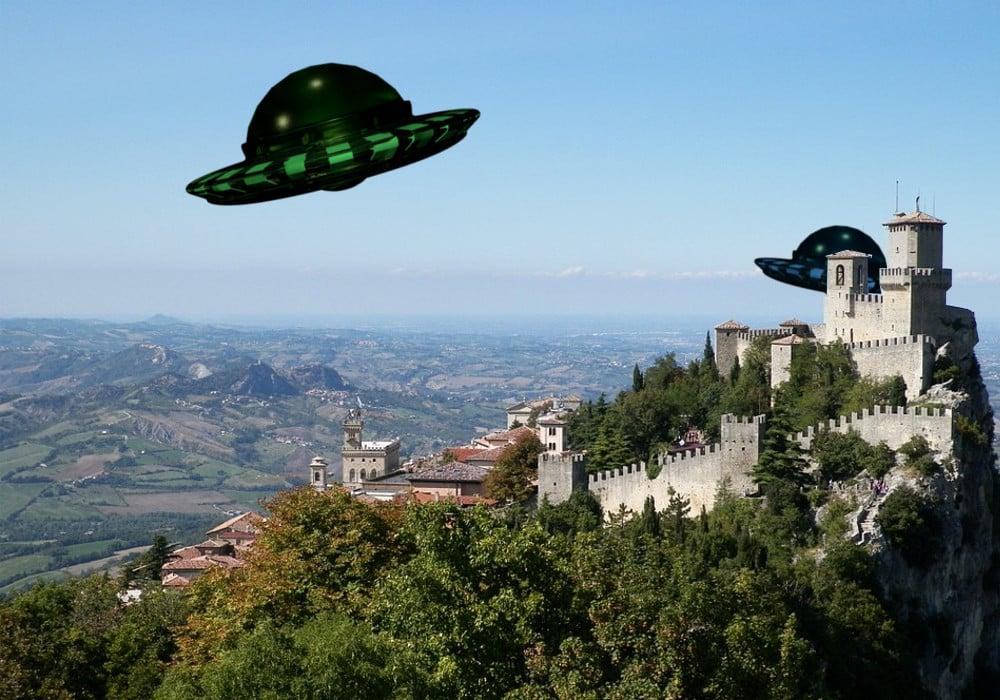 Die Gefahr aus dem All und die San-Marino-Skala 1