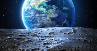 Flugzeit zum Mond