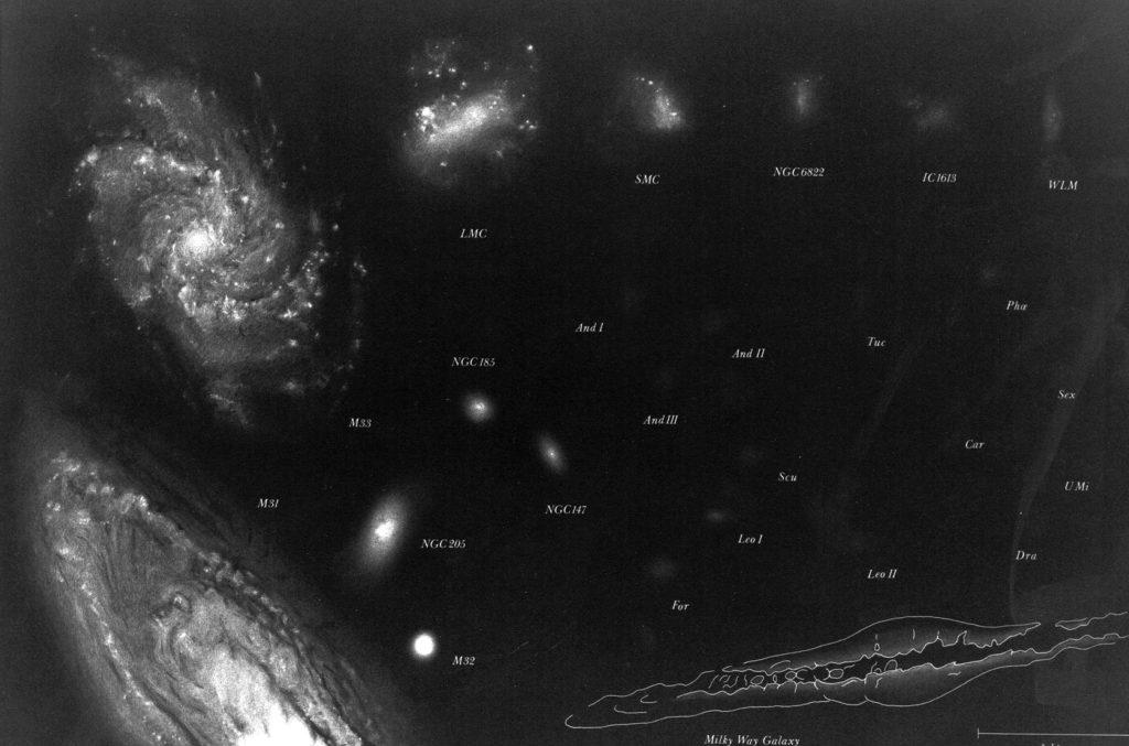 Galaxien auf Kollisionskurs: Der Zusammenstoß von Andromeda und Milchstraße 2