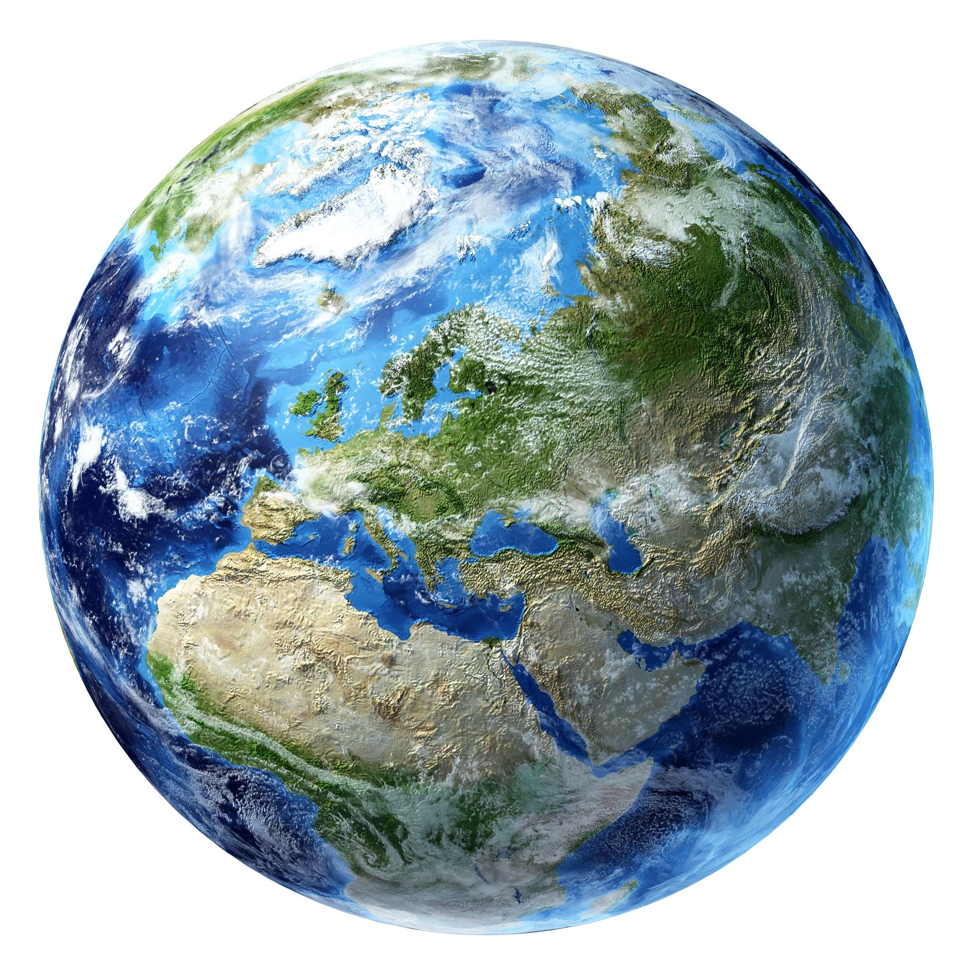 Fotos Von Der Erde
