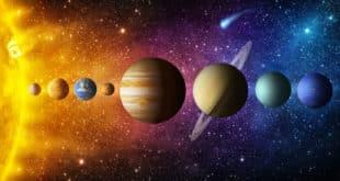 Für Astronomie und Astrologie sind die Planetenkonstellationen wichtig.
