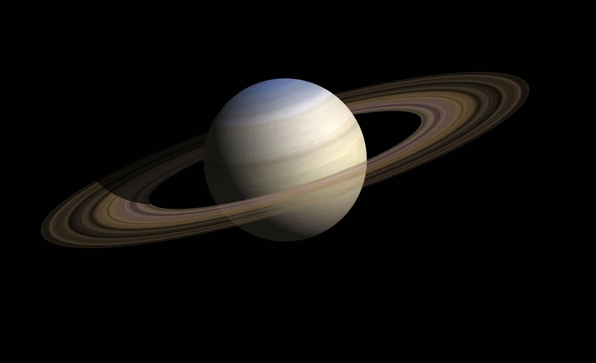 Sonnensystem - Planet Saturn