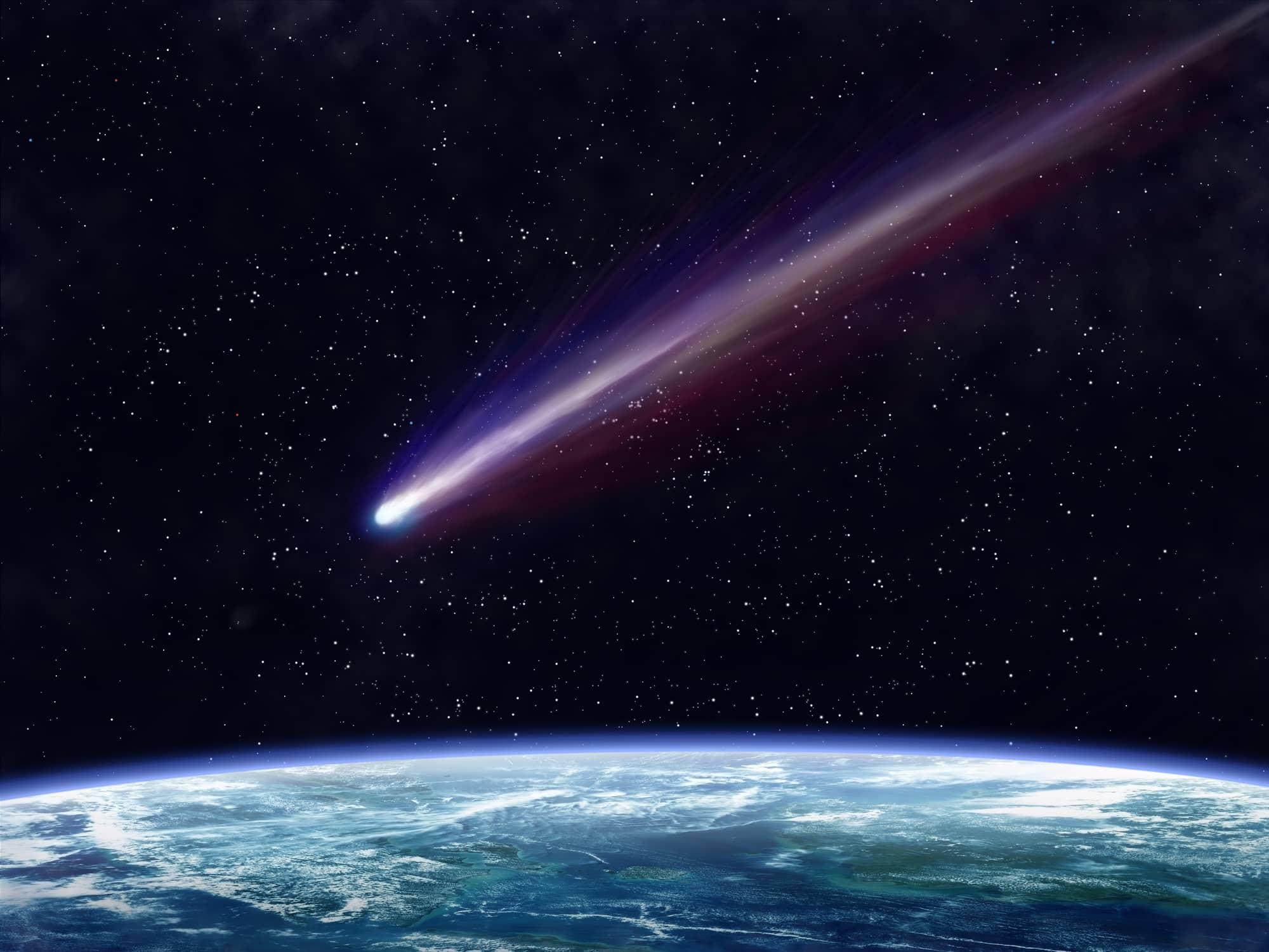 Sternschnuppen Wann Und Wo Sieht Man Sternschnuppen Astronomie