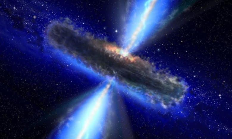 Größte Explosion eines Schwarzen Loches entdeckt 7