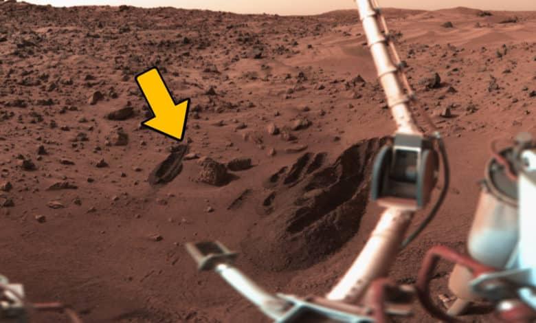 Leben Auf Den Mars