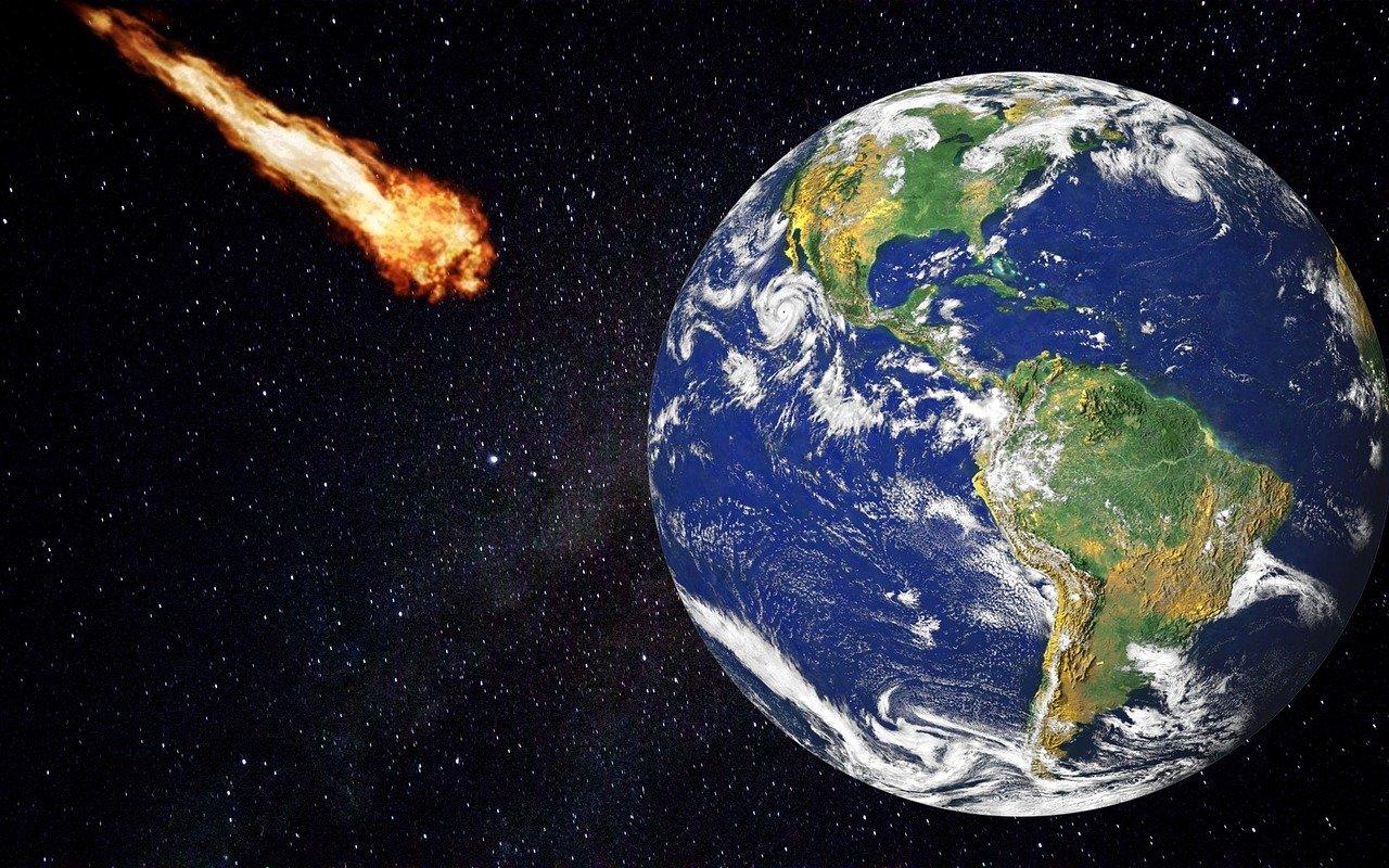 Asteroideneinschlag im April? Wohl kaum! 1