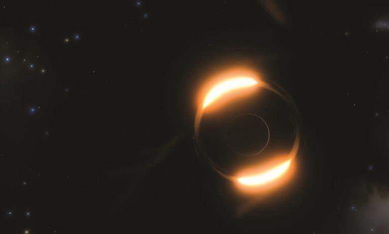Schwarzes Loch in der Nähe der Erde entdeckt 3
