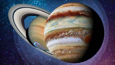 Die große Konjunktion von Jupiter und Saturn 3