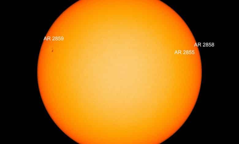 Erhöhte Sonnensturm und Polarlicht Wahrscheinlichkeit 5