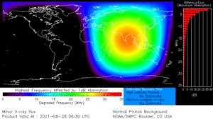Stürmisches Weltraumwetter: Polarlichter und Sonnenstürme erwartet 1